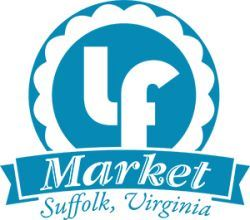 LF Market Suffolk, Virginia Logo