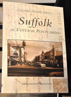 Suffolk in Vintage Postcards