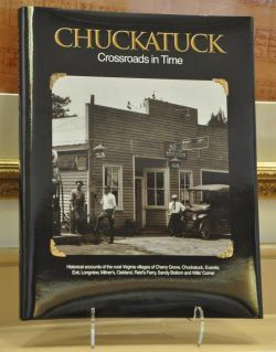 Chuckatuck Crossroads in Time - Book