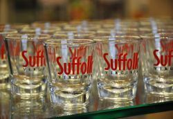 Visit Suffolk Virginia Shot Glasses