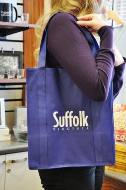 Suffolk Virginia Tote