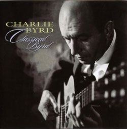 Charlie Byrd Album Cover